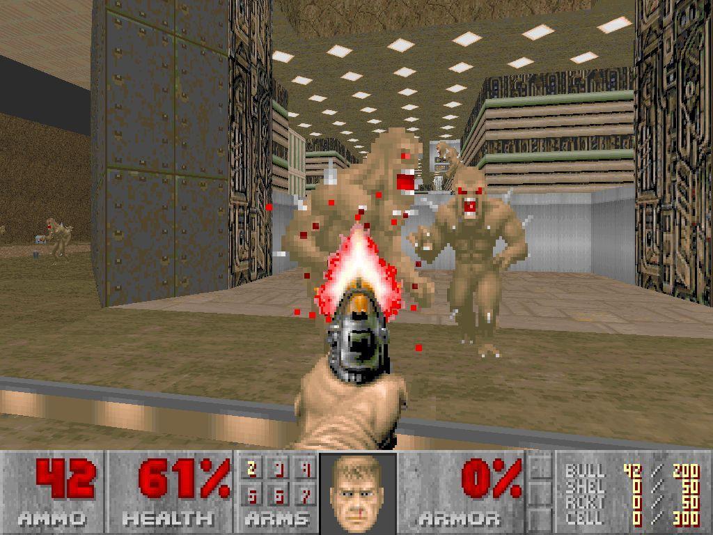 El juego definitivo Doom