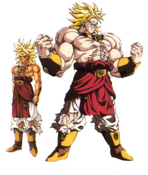 Free forum : Golden's Dragon Ball Z RPG - Portal Brolly2