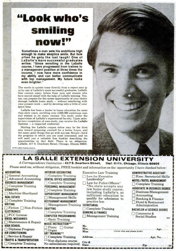 Favourite Ads in a Comic? - Page 2 Smiling2