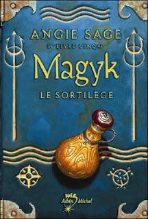 [Sage, Angie] Magyk - Tome 5: Le sortilège Magyk_T5_Le_sortil__ge