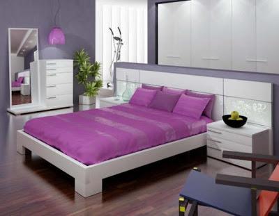 Habitacion de Bella - Página 3 Dormitorios-modernos-colores-blanco-con-lila