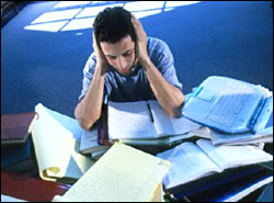 لماذا الخوف والقلق من الامتحانات B0595160501