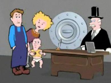 L'ARGENT DETTE > Faisons banquer les banksters ! Argent-dette
