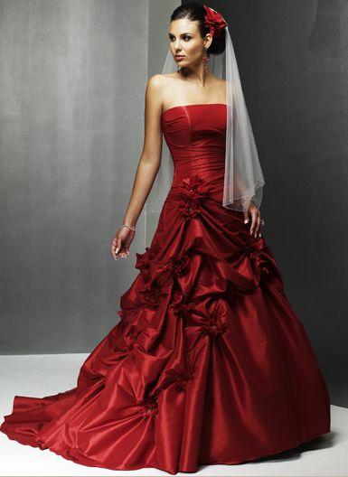 لعشاق اللون الأحمر Florenza