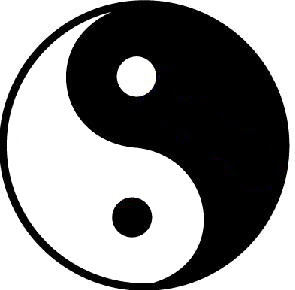 Законот на негативата и позитивата (Ying - Yang). Ying-yang