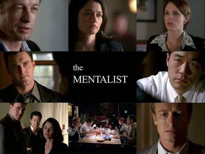 "Serie TV > ""El mentalista""  TheMentalist"