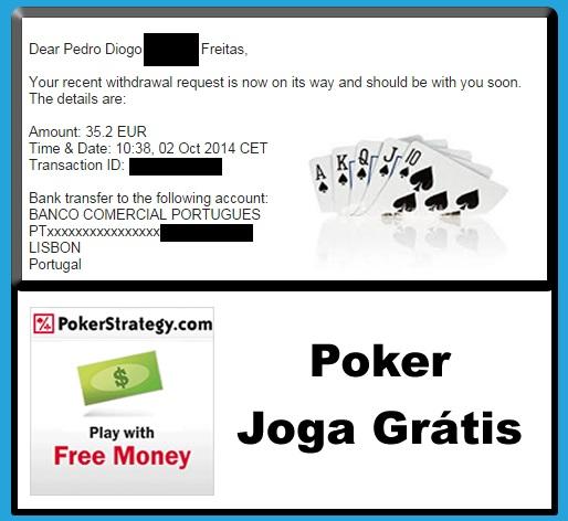 PokerStrategy oferece 10 dolars Grátis no Poker! [Provado, Recebi o Bónus] 17460024_D8K2W