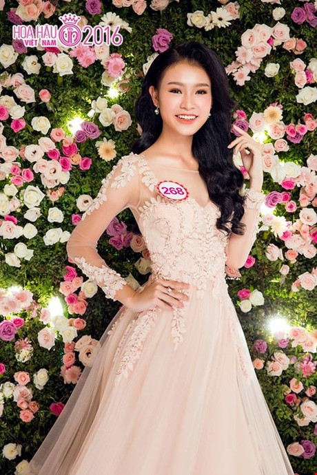 (TỒNG HỢP) Những ứng viên sáng giá cho vương miện Hoa hậu Việt Nam 2016 10_171128