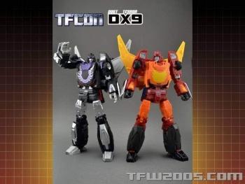 [DX9 Toys] Produit Tiers - Jouet D-06 Carry aka Rodimus et D-06T Terror aka Black Rodimus - Page 2 0RVQQfoN