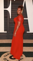 """Queen Latifah """"2015 Vanity Fair Oscar Party hosted by Graydon Carter at Wallis Annenberg Center for the Performing Arts in Beverly Hills"""" (22.02.2015) 23x 9KjpwQ4y"""