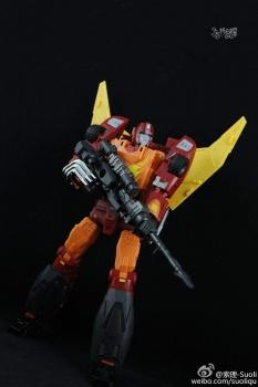 [DX9 Toys] Produit Tiers - Jouet D-06 Carry aka Rodimus et D-06T Terror aka Black Rodimus - Page 2 EKuCz0R8