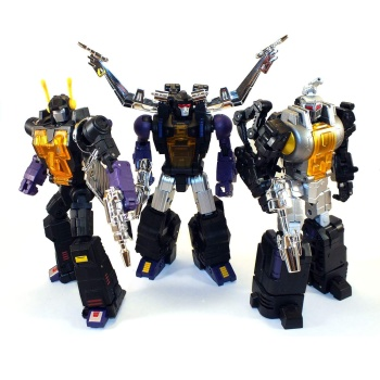 [Fanstoys] Produit Tiers - Jouet FT-12 Grenadier / FT-13 Mercenary / FT-14 Forager - aka Insecticons - Page 3 HXLlu4QD