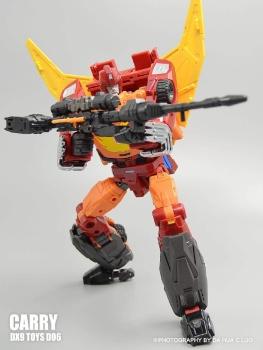 [DX9 Toys] Produit Tiers - Jouet D-06 Carry aka Rodimus et D-06T Terror aka Black Rodimus - Page 2 JJ6AJAAE