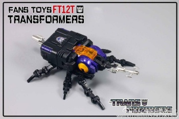 [Fanstoys] Produit Tiers - Jouet FT-12 Grenadier / FT-13 Mercenary / FT-14 Forager - aka Insecticons - Page 2 LONj5oHB