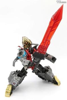 [GCreation] Produit Tiers - Jouet ShuraKing - aka Combiner Dinobots - Page 5 OJpUJmWE