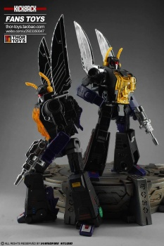 [Fanstoys] Produit Tiers - Jouet FT-12 Grenadier / FT-13 Mercenary / FT-14 Forager - aka Insecticons - Page 4 P7qH4LJi