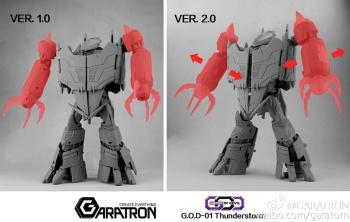 [Garatron] Produit Tiers - Gand of Devils G.O.D-01 Thunderstorm - aka Thunderwing des BD TF d'IDW STF2K6IJ
