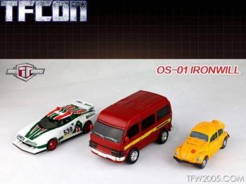 [TFC Toys] Produit Tiers - OS-01 Ironwill (aka Ironhide/Rhino) & OS-03 Medic (aka Ratchet/Mécano) TZnG5Jy2