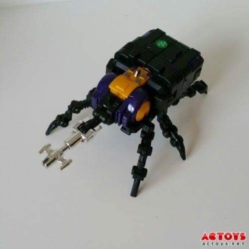 [Fanstoys] Produit Tiers - Jouet FT-12 Grenadier / FT-13 Mercenary / FT-14 Forager - aka Insecticons - Page 2 UCDjcklY