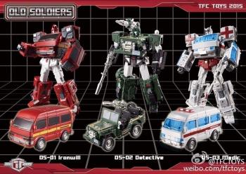 [TFC Toys] Produit Tiers - Jouets Old Soldier Series OS-02 Detective - aka Hound/Dépisteur BhpVogwo