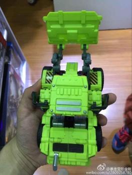 [Generation Toy] Produit Tiers - Jouet GT-01 Gravity Builder - aka Devastator/Dévastateur - Page 2 FDOF7o6a