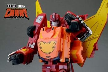 [DX9 Toys] Produit Tiers - Jouet D-06 Carry aka Rodimus et D-06T Terror aka Black Rodimus HqHMvN2G