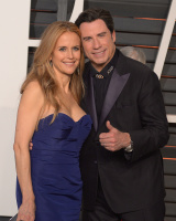 """Kelly Preston """"2015 Vanity Fair Oscar Party hosted by Graydon Carter at Wallis Annenberg Center for the Performing Arts in Beverly Hills"""" (22.02.2015) 46x  JMctIjGn"""