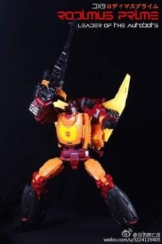 [DX9 Toys] Produit Tiers - Jouet D-06 Carry aka Rodimus et D-06T Terror aka Black Rodimus - Page 2 MrjxTcKm