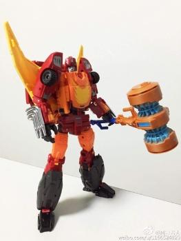 [DX9 Toys] Produit Tiers - Jouet D-06 Carry aka Rodimus et D-06T Terror aka Black Rodimus - Page 2 RLNPgTW3