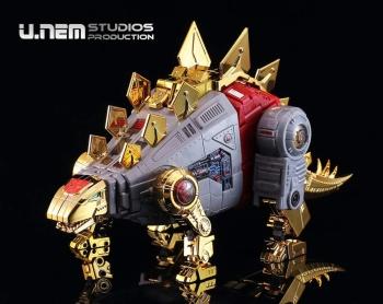 [Fanstoys] Produit Tiers - Dinobots - FT-04 Scoria, FT-05 Soar, FT-06 Sever, FT-07 Stomp, FT-08 Grinder - Page 6 VXuIPuBj