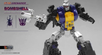 [Fanstoys] Produit Tiers - Jouet FT-12 Grenadier / FT-13 Mercenary / FT-14 Forager - aka Insecticons - Page 2 VseYDGEE