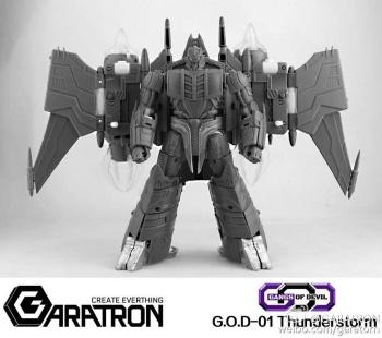 [Garatron] Produit Tiers - Gand of Devils G.O.D-01 Thunderstorm - aka Thunderwing des BD TF d'IDW WJYapl0C