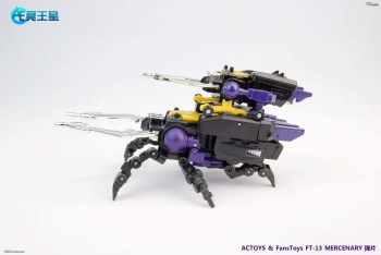 [Fanstoys] Produit Tiers - Jouet FT-12 Grenadier / FT-13 Mercenary / FT-14 Forager - aka Insecticons - Page 2 ZXV7Y8GC