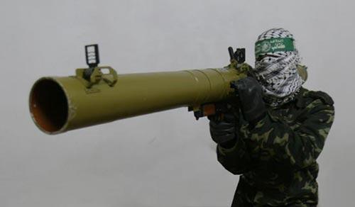 فذائفالمقاومة  في فلسطين ( قطاع غزة ) 13216920