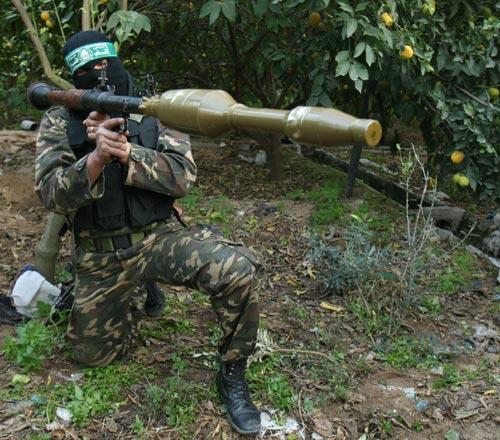 فذائفالمقاومة  في فلسطين ( قطاع غزة ) 57276489