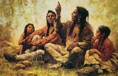 Medicina američkih indijanaca Indijanci-1