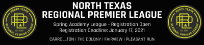 North Texas Soccer Community RPL2021