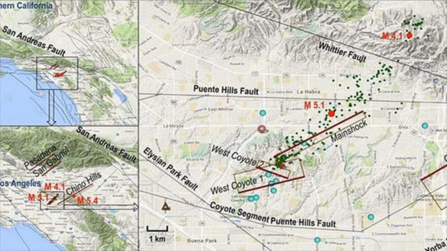 angeles - NASA: Un 'gran terremoto' sacudirá Los Ángeles en los próximos tres años  16270518_xl