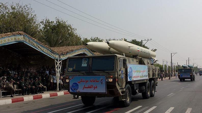 Adquisiciones y modernización de las FF.AA. de Irán 06501053