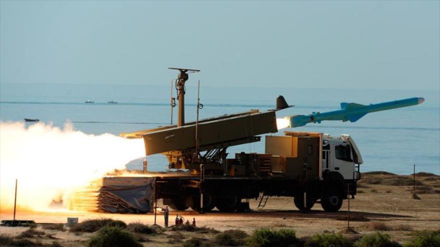 Irán planea modernizar misil crucero marítimo 'Qadir' de fabricación nacional. 1554296_xl