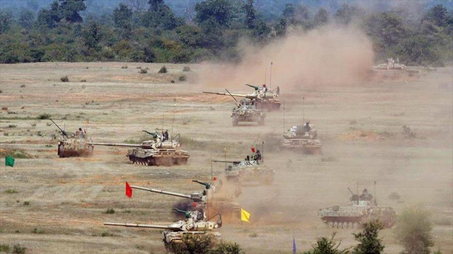 guerra - ¿Qué podría desatar una guerra entre China y la India? 07264127_xl