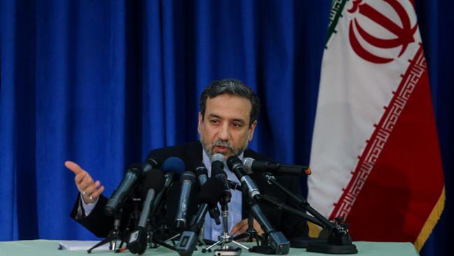 JCPOA blocked West bullying, excessive demands: Araqchi 28b800dd-6a7a-4338-a936-301687ed5d8b
