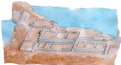 Exploring The Ancient Inca Wall Of Cerro Azul In Peru  Cultura-huarco