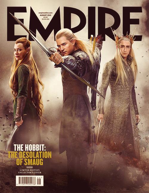 Le hobbit : La désolation de Smaug - News et avis Tumblr_mowa71DzQs1qjjhbco1_500