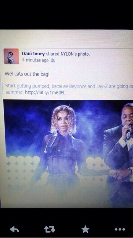 "Beyoncé & JAY-Z: ""On The Run Tour"" [VIDEO PROMO TOUR PÁG. 5] Tumblr_n44zhtvLKj1tqcej7o1_1280"