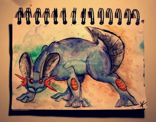 [New 7.12.12] Des pokémons à l'aquarelle tralala Tumblr_mxefoykSwR1qfkc9do1_500