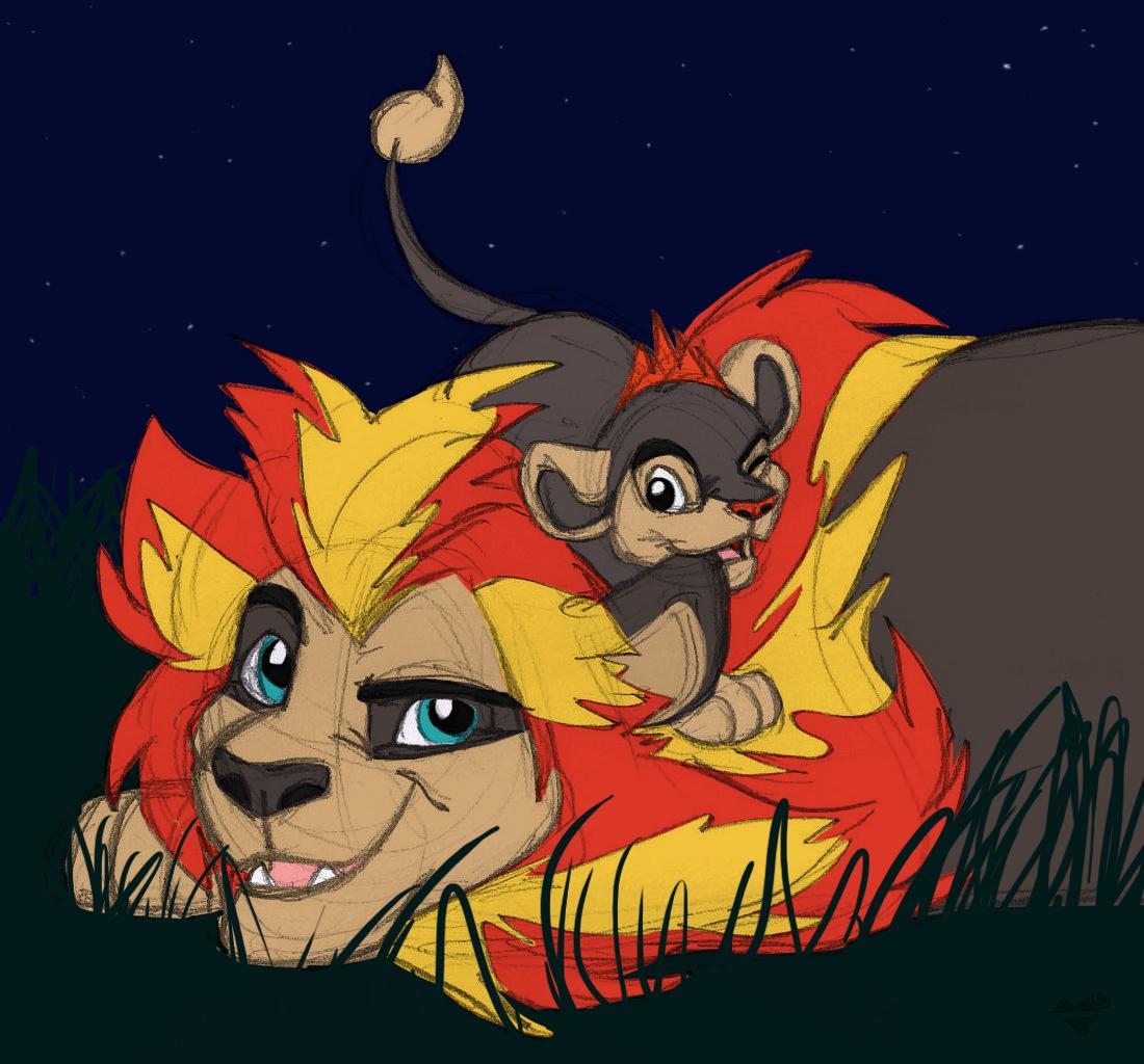 La influencia del rey león en el mundo pokemón Tumblr_mt1v4dqFzw1rqa2l9o1_1280