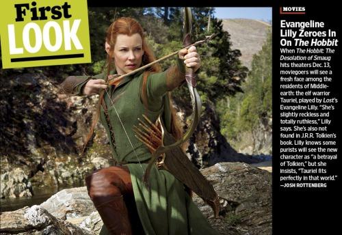 Le hobbit : La désolation de Smaug - News et avis Tumblr_mo30tqStpl1s3mlyto1_500