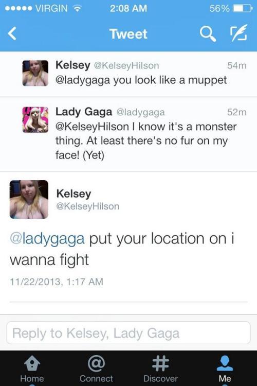 Lady Gaga >> Redes sociales [5] - Página 2 Tumblr_mwnlauWmRx1r0h9oco1_500