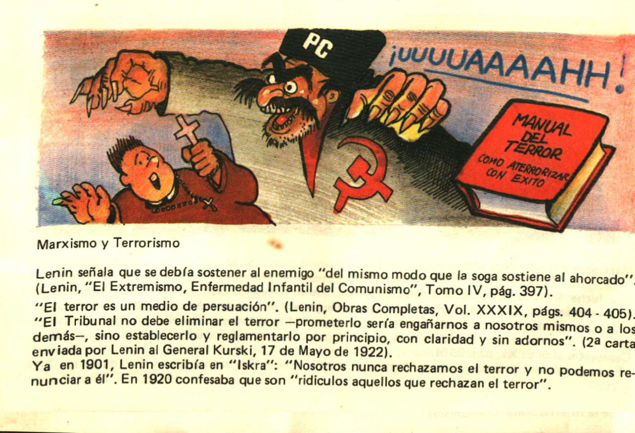 Propaganda Anti-comunista (Chile 1984) Tumblr_mglj8r1DHS1rqgmxvo7_1280